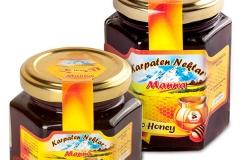 Apiprodex manna honey